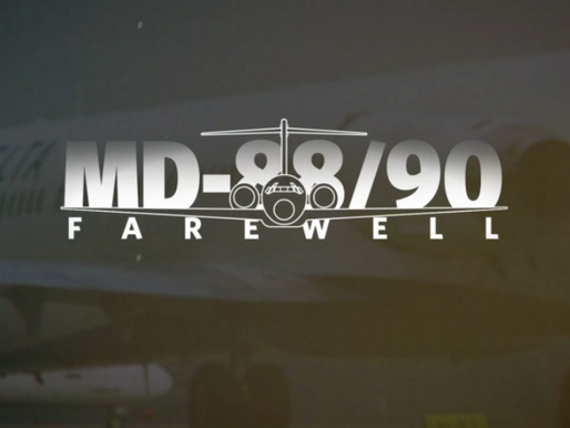 Delta # 'Mad Dogs' to touch down one last time