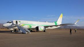 Mauritania Airlines # Flight Review • L6 005 [ PARIS → ATAR ] B737Max • Economy Class