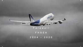 Corsair # Bye bye F-HSEA