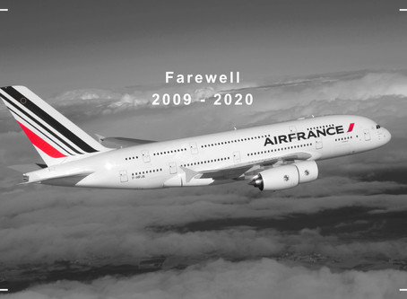 Air France # Phase-out of entire Airbus A380 fleet