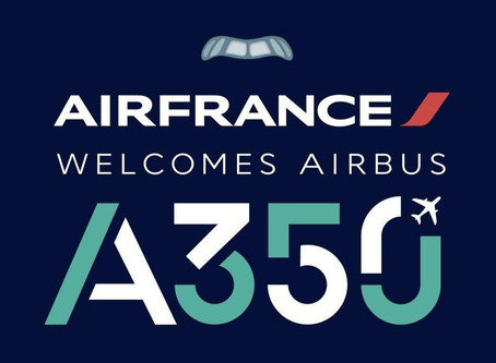 [Event Report] Inaugural Air France A350 flight to Bamako & Abidjan.