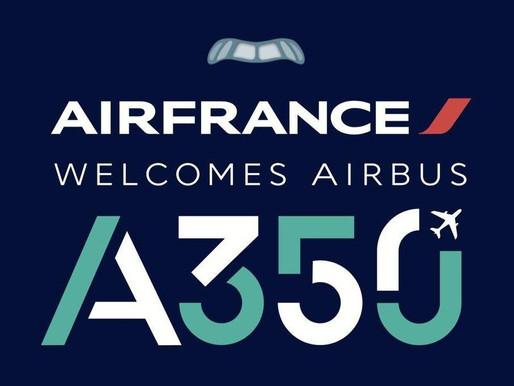 [Event Report] Inaugural Air France A350 flight to Bamako & Abidjan.