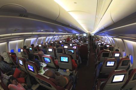 Jet Airways - CDG-MAA @ Flight-Report