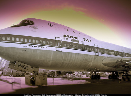Boeing's 'Father of the 747' has died