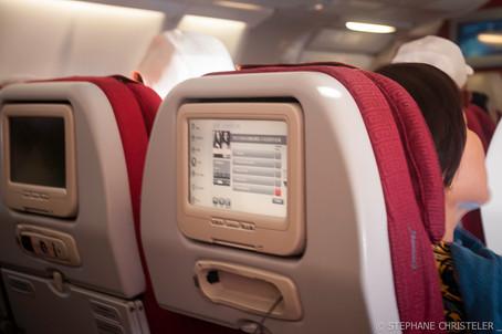 HK247 PVG-HKG @ Flight-Report