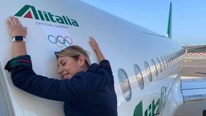 Alitalia # Arrivederci !