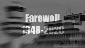 Closure of Berlin-Tegel airport #DankeTXL