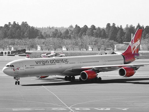 Virgin Atlantic # Farewell and thank you to A340-600s