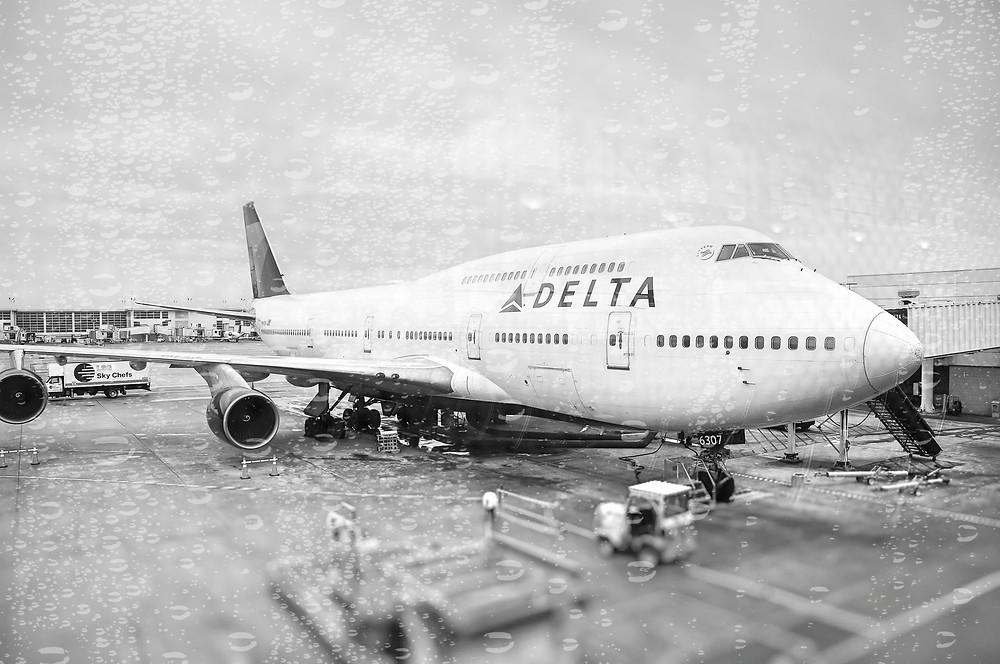 Delta Retired America's Last Boeing 747s