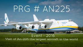 "Antonov # An-225 Mriya ""The largest Aircraft of the World"""