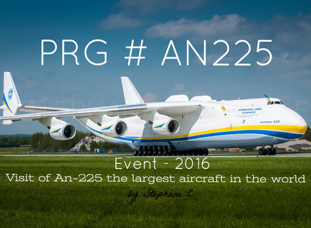 "AN-225 ""The largest Aircraft of the World"""