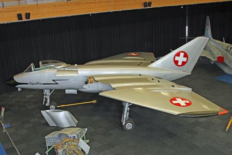 Dübendorf @ Museum Swiss Air Force
