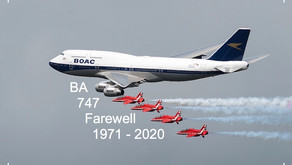 British Airways # BA' says Farewell to THE QUEEN OF THE SKIES