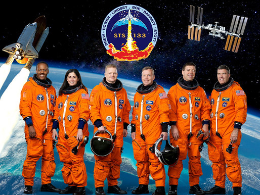 NASA # STS-133 Last Launch of Discovery