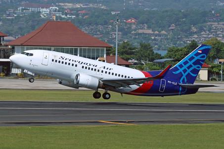 Denpasar Bali @ Planespotting