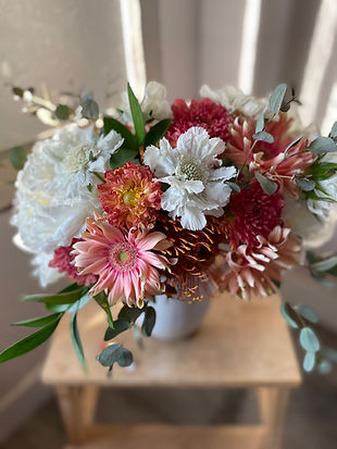 daisies + dahlia + peony + protea_2.jpeg