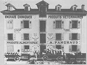 Locaux Interlac en 1882