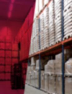 INTERLAC LABORATOIRES Stockage & Livraison