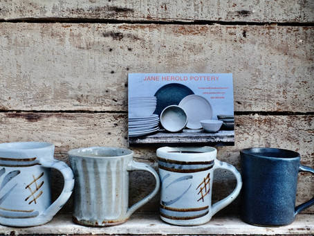 Jane Herold Pottery, your community essential.