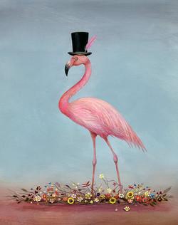 Mr Pink by Neil Thompson Artist