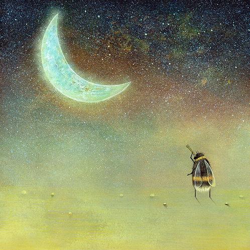 'Blue Moon' Giclee Print