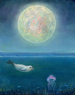 The Seal and the Jellyfish