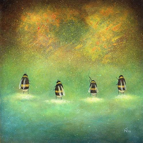 'Beneath the Stars' Giclee Print