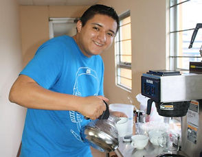Oscar Rodriguez, Cinnabon