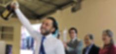 Subcampeon de Baristas en El Salvador - Entrenamiento de Competeci con Academia Baista Pro, Baristas en Competencia
