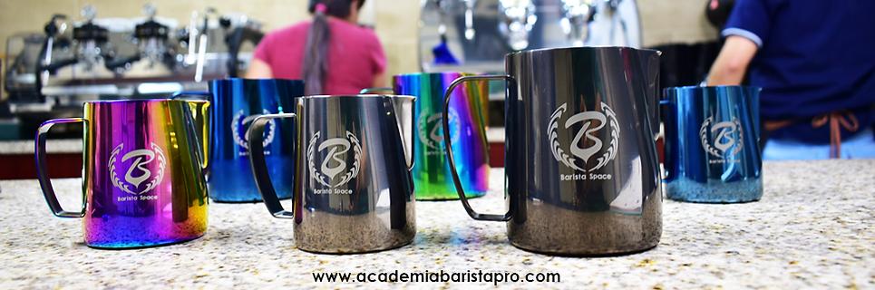 Picheles de Latte Art para Competecia y Negocios de Café Especializados