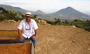 Borbon, Bourbon, Finca Loma La Gloria, Volcan de San Salvador, Finca Salvadoreña