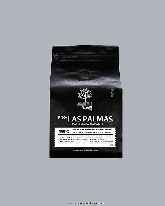 Finca Las Palmas Pacamara Naranja 12oz