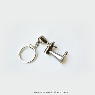 Keychain, ek43, mahlkoning, llavero de cafe