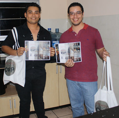 Marmol y Chavez ganadores primera competencia de metodos en el salvador