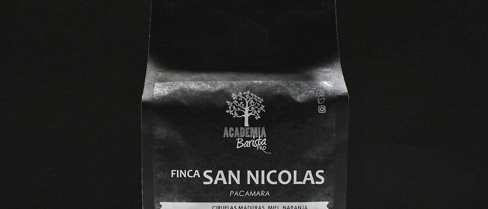 Pacamara Finca San Nicolás 12oz