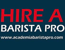 Barismo, Barista, Cursos de Cafe, El Salvador