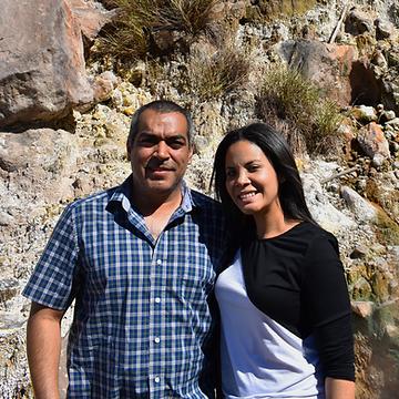 Jonathan Rodriguez y Johanna de Rodriguez Authorized Sca Trainer 2020 - 2023