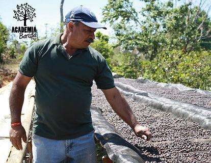 Finca La Roxanita, Finca Los Positos, Ignacio Gutierrez, Cafe salvadoreño, Taza de Excelencia