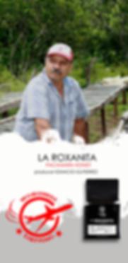 Ignacio Gutierrez, Productor Ganador de Taza de Excelencia