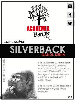 Te Silverback, Te Gorila Macho Alfa, Te edicion Limitada en El Salvador, Tes mas exclusivos