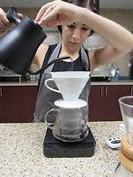 Fellow, Cafe de El Salvador, Academia de Cafe, Cafe Salvadoreño, Bascula Acaia, Vertidor Hario, Chemex, Academia Barista, Escuela de Barista, Cursos de Barismo