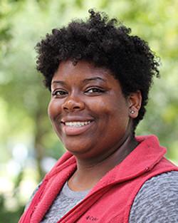 Megan Covington SROP Scholar