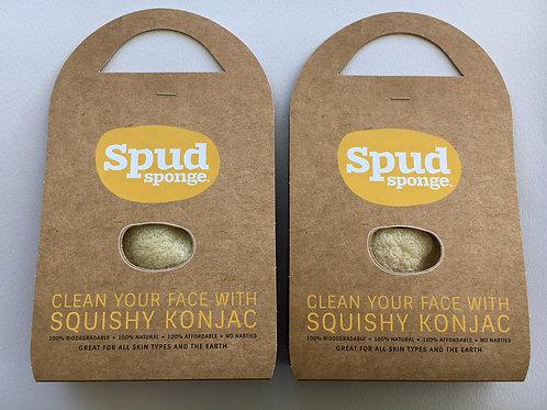 Pure Spud Sponge Duo