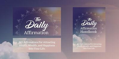 Teachable Daily Affirmation Handbook 6x3