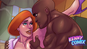 Laying the Pipe - Pinup (Preview)