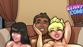 Once You Go Black Anniversary Special - Pinup (Preview)