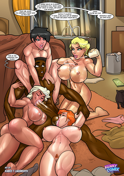 Milfs of Riverdale 2 [Rabies - Kennycomi