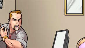 Polly Cooper in Performance Review - Short Comic (Preview)