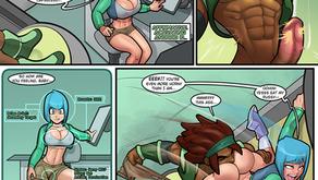 Bulma's Modifications - Short Comic (Page 1)