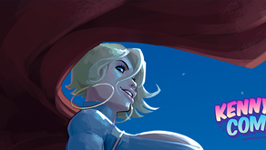 Power Girl: Trouble in The City (Cover Preview)